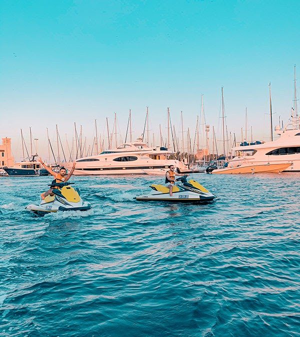 What You Should Expect From Your First Time Jetskiing