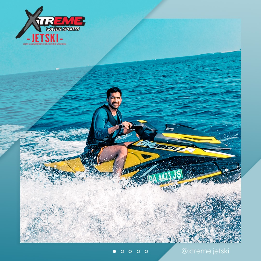 Why Jetskiing Provides The Perfect Watersport Experience Along Dubai's Scenic Coastline